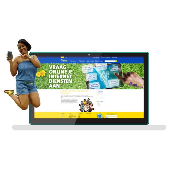 Telesur Website