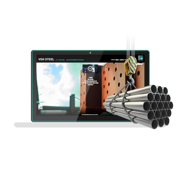 VSH Steel Website