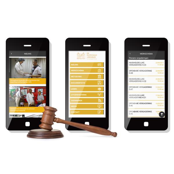 DNA Mobile App